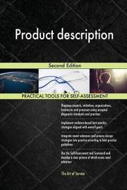 Product Description Second Edition by Gerardus Blokdyk image