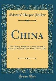 China by Edward Harper Parker image