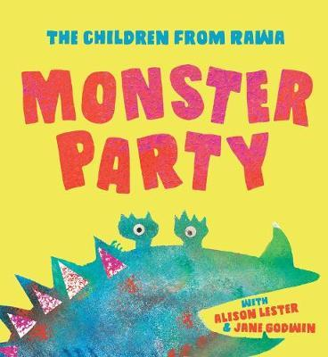 Monster Party by The children of Rawa Community School image