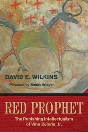 Red Prophet by David Wilkins