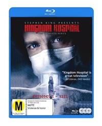 Stephen King's Kingdom Hospital on Blu-ray