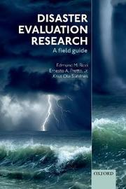 Disaster Evaluation Research by Edmund M. Ricci