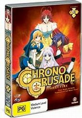 Chrono Crusade - Vol 7 Hellfire on DVD