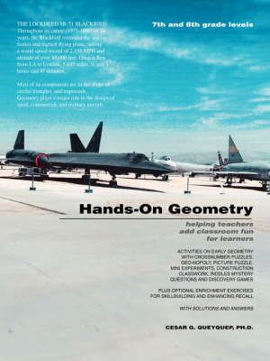 Hands-on Geometry by Cesar G. Queyquep image