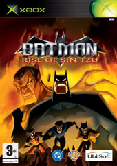 Batman: Rise of Sin Tzu for Xbox