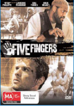 Five Fingers on DVD