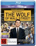 The Wolf of Wall Street (Blu-ray/Ultraviolet) on Blu-ray