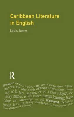 Caribbean Literature in English by Louis James image
