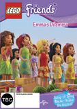 Lego Friends Volume 5 Emma's Dilemma on DVD