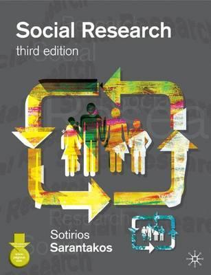 Social Research by Sotirios Sarantakos image