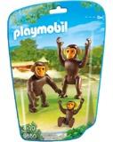 Playmobil: Zoo Theme - Chimpanzee Family (6650)
