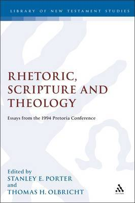 Rhetoric, Scripture and Theology image