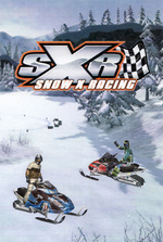 Snow X Racing for PlayStation 2