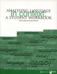 Analysing Language in Context by Theresa M Lillis image