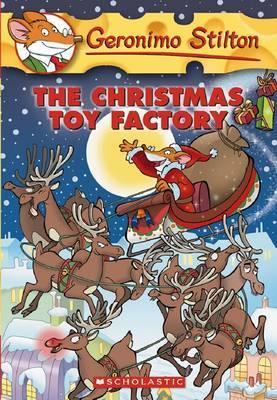 The Christmas Toy Factory (Geronimo Stilton #27) by Geronimo Stilton image