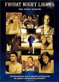 Friday Night Lights - The 1st Season (6 Disc Set) on DVD