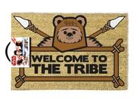 Star Wars: Ewok Door Mat - Welcome To The Tribe