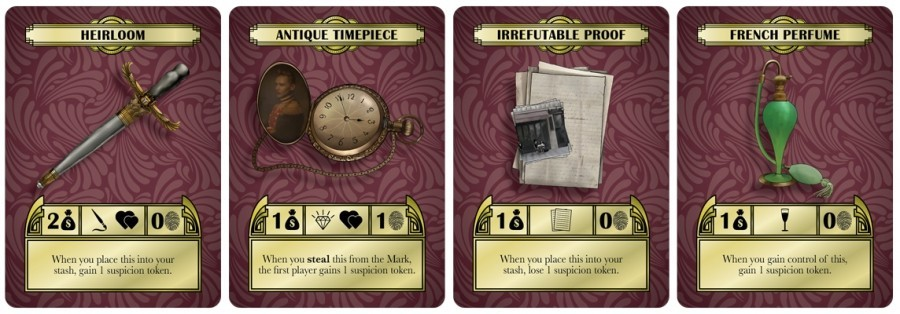 Scoundrel Society - Card Game image