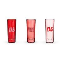 Blush Shot Glasses - YAS