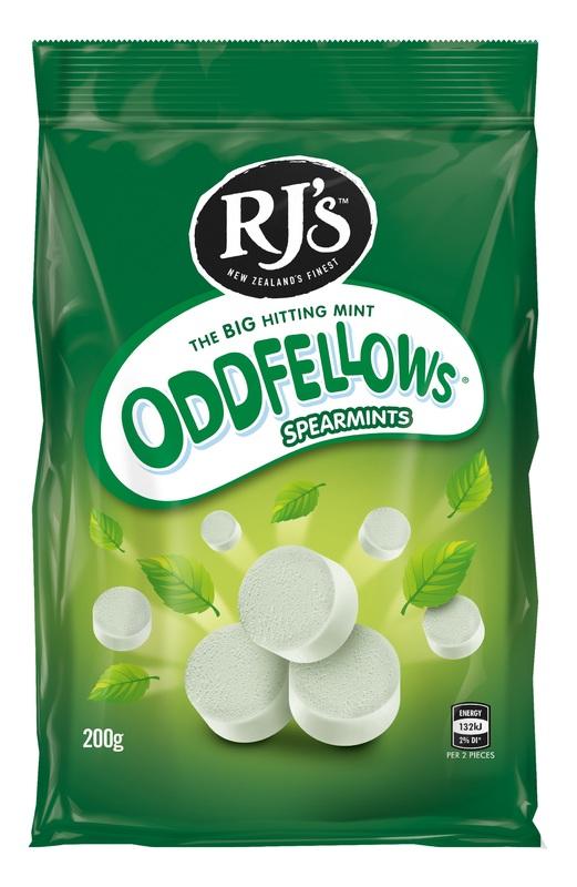Oddfellows Spearmint (200g)