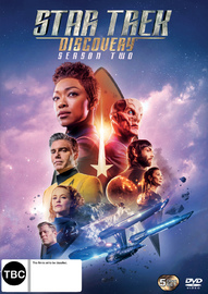 Star Trek Discovery: Season 2 on DVD image