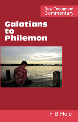 Galatians to Philemon by Frank B. Hole image