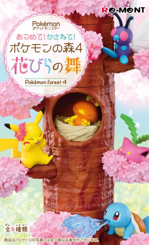 Pokemon: Pokemon Forrest Vol.4: Petal Dance - Blind box