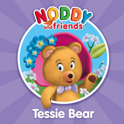 Tessie Bear by Enid Blyton image