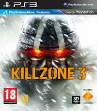 Killzone 3 (PS Move Compatible) for PS3