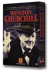 Winston Churchill on DVD