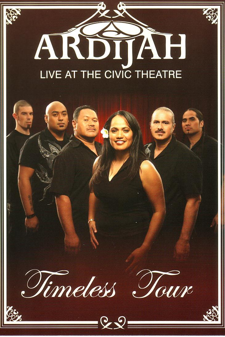 Ardijah: Timeless Tour - Live at the Civic Theatre on DVD image