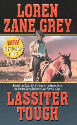 Lassiter Tough by Loren Zane Grey image