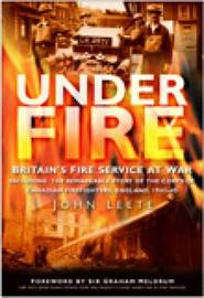 Under Fire by John Leete image