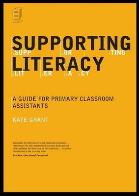 Supporting Literacy by Kate Grant