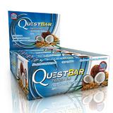 Quest Nutrition - Quest Bar Box of 12 (Coconut Cashew)