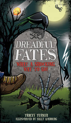 Dreadful Fates by Tracey Turner image