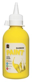 EC Colours - 250ml Rainbow Acrylic Paint - Brilliant Yellow