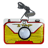 Seedling: Vintage Kaleidoscope Camera - Yellow