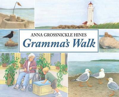 Gramma's Walk by Anna Grossnickle Hines image
