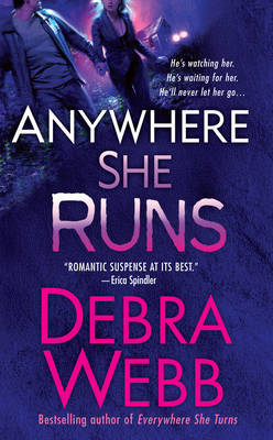Anywhere She Runs by Debra Webb image