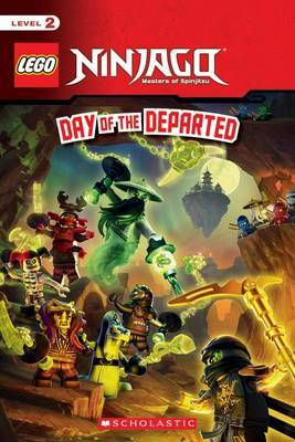 Day of the Departed by Scholastic