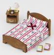 Sylvanian Families: Semi-Double Bed