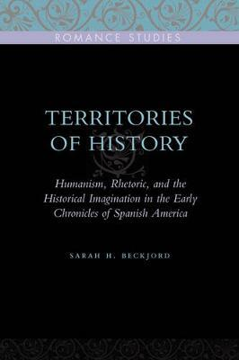 Territories of History by Sarah H Beckjord image