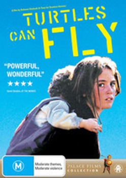Turtles Can Fly on DVD image