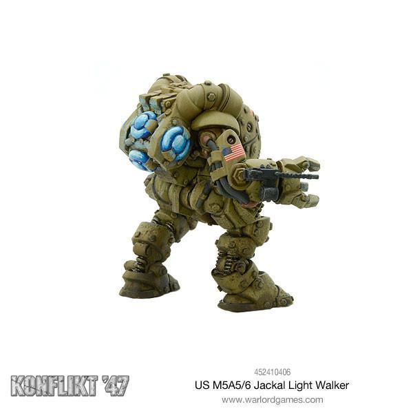 Konflikt 47: US Jackal Walker image