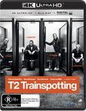Trainspotting 2 on Blu-ray, UHD Blu-ray, UV