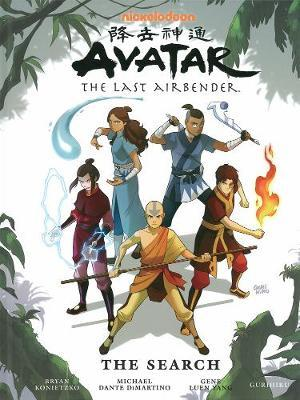 Avatar: The Last Airbender - The Search by Michael Dante DiMartino