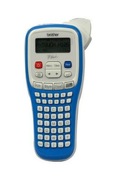 Brother PTH105 P-Touch Durable Label Maker - Blue