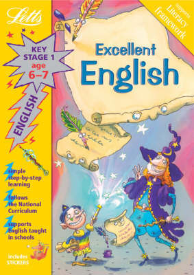 Excellent English Age 6-7 image