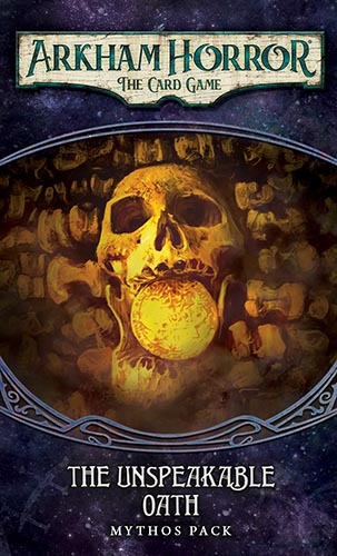 Arkham Horror: The Unspeakable Oath - Mythos Pack